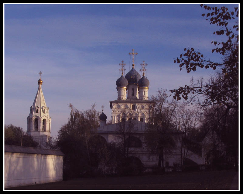 """фото """"Мотивы коломенского"""" метки: архитектура, пейзаж,"""