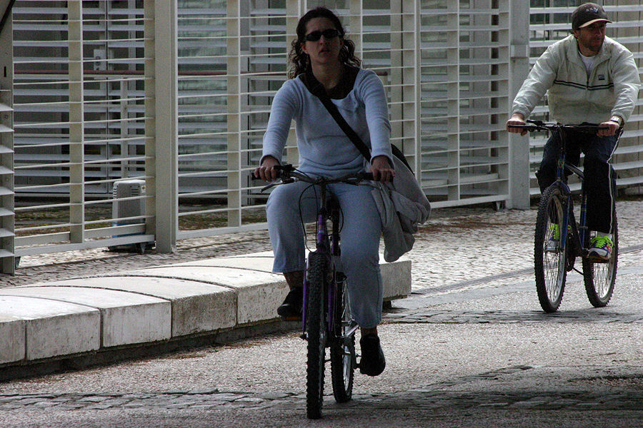"photo ""The Portuguese love bikes 09/38"" tags: travel, Europe"
