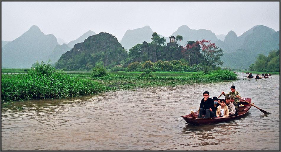 "фото ""Vietnamese scenery"" метки: путешествия, пейзаж, Азия, горы"