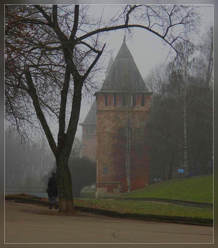 """фото """"Прогулки по Смоленску"""" метки: архитектура, пейзаж, осень"""