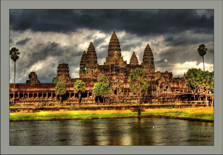 "фото ""lost temple"" метки: архитектура, путешествия, пейзаж, Азия"