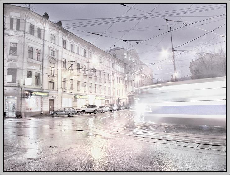 """фото """"А Мостовая Светит"""" метки: архитектура, пейзаж,"""