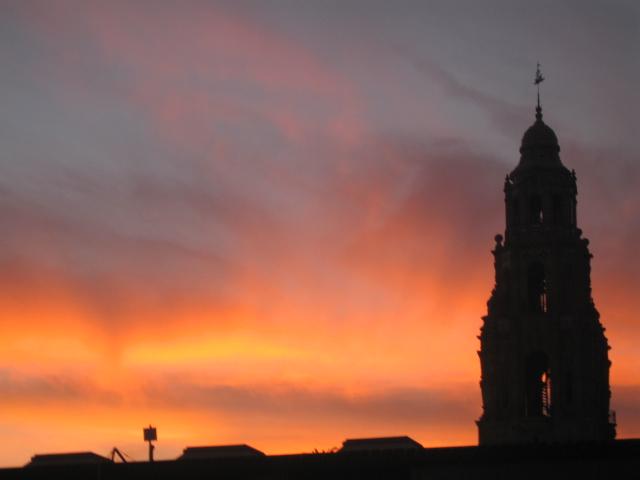 """фото """"The flames of sunset"""" метки: ,"""