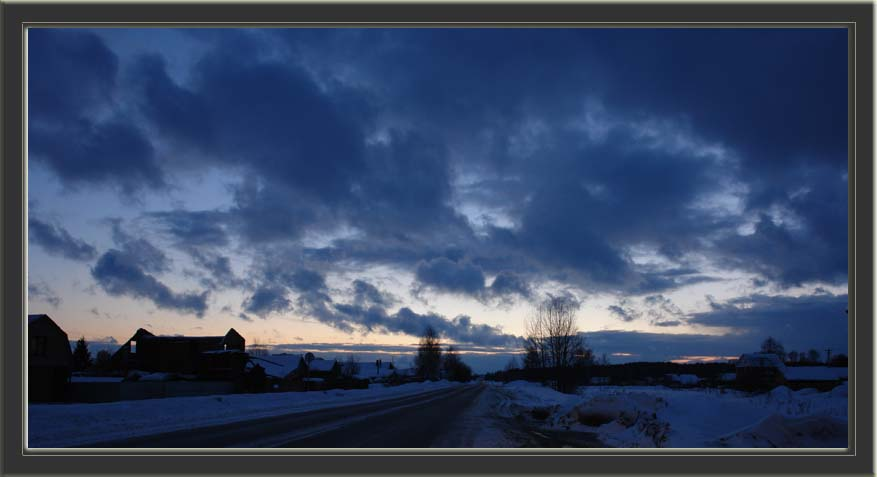 "photo ""***"" tags: landscape, clouds, winter"