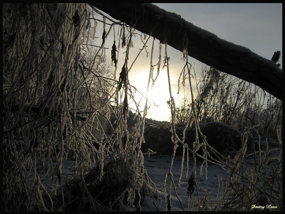 """фото """"Winter river 2"""" метки: пейзаж, зима"""