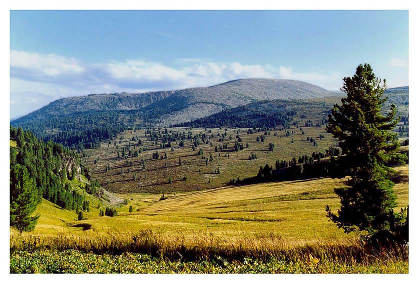 """фото """"Долина."""" метки: пейзаж, горы"""