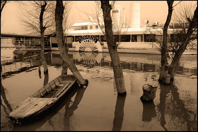 """фото """"Леонардо"""" метки: пейзаж, вода"""