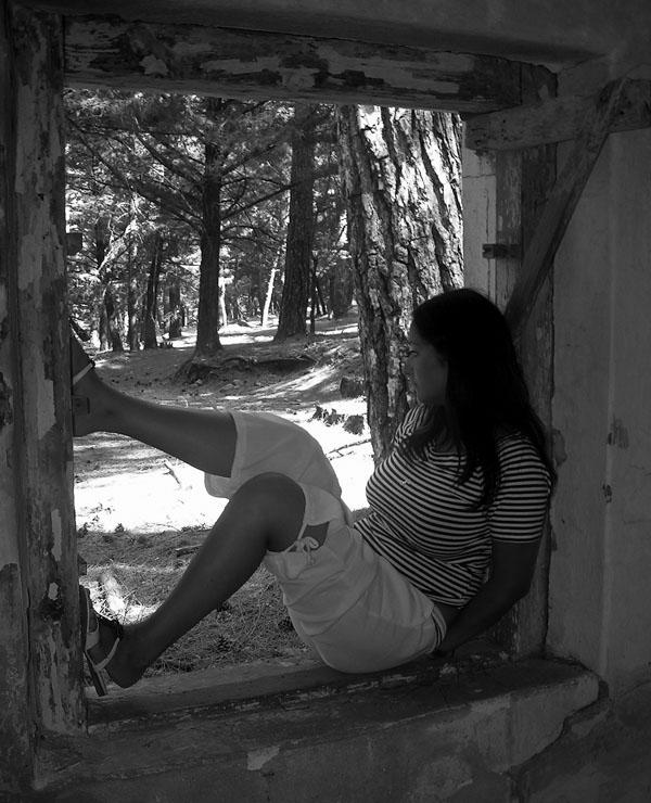 """фото """"одиночество"""" метки: жанр, черно-белые,"""