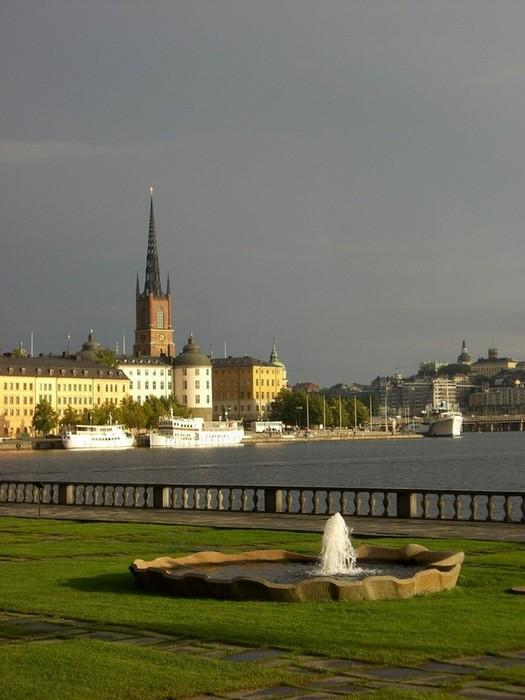 "photo ""стокгольм"" tags: travel, Europe"