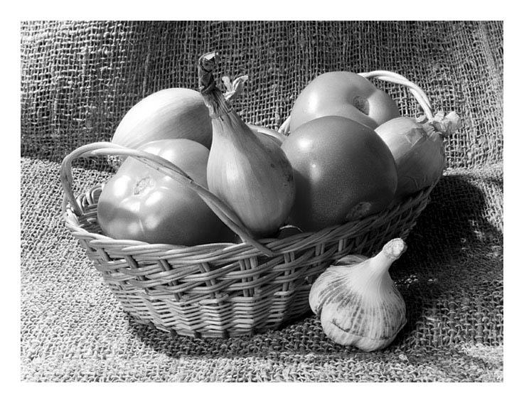 "фото ""Корзина с овощами"" метки: натюрморт, разное,"