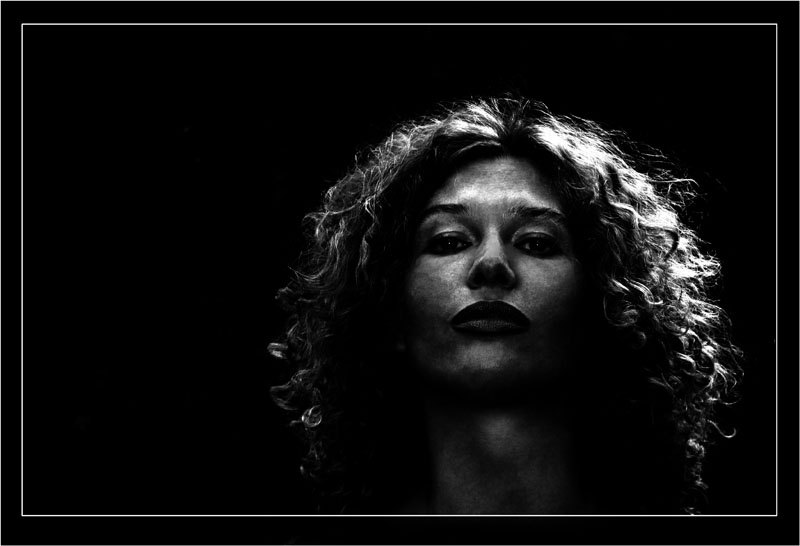 "фото ""Night"" метки: портрет, женщина"