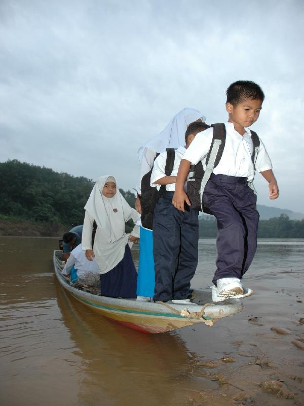 """фото """"pupils and the boat"""" метки: путешествия,"""