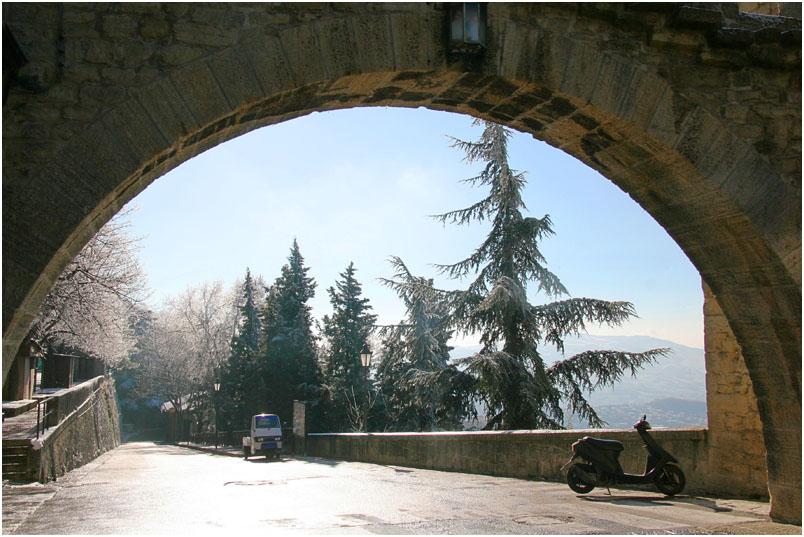 "фото ""San-Marino"" метки: архитектура, путешествия, пейзаж, Европа"