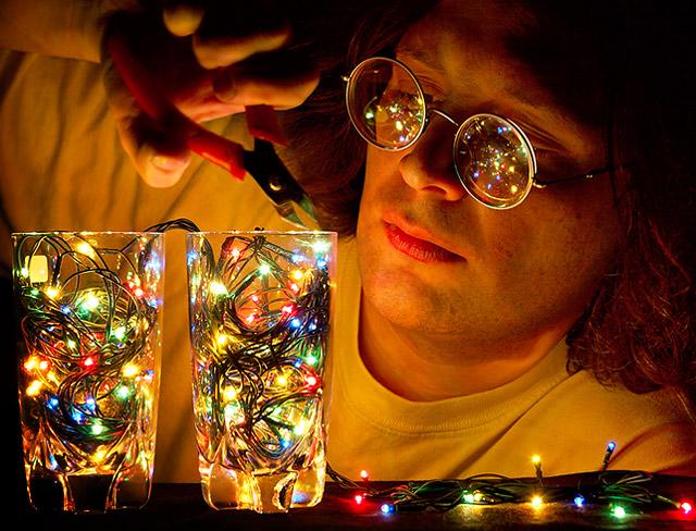 """photo """"Изучаем Новый год"""" tags: portrait, man"""