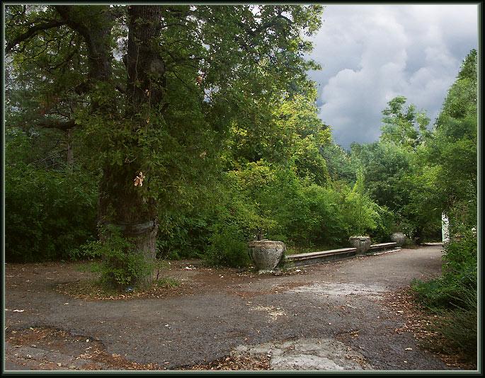 """фото """"Перед грозой"""" метки: пейзаж, осень"""