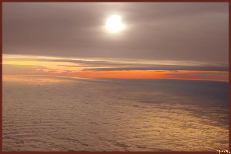 """фото """"По ту сторону неба"""" метки: пейзаж, закат"""