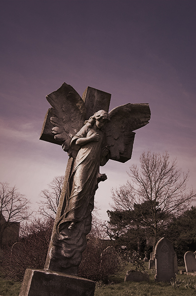 """photo """"falling angel"""" tags: architecture, misc., landscape,"""
