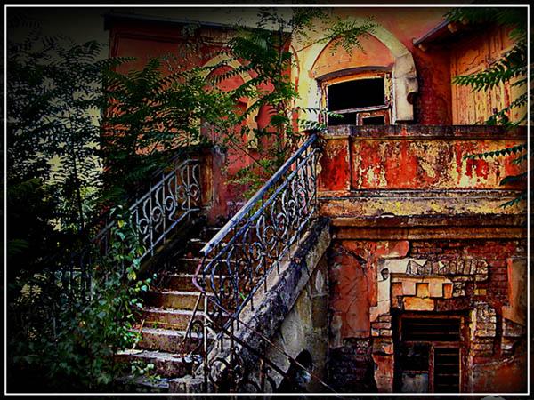 """фото """"Старый дом"""" метки: ,"""