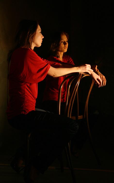 "фото ""Я и оно"" метки: портрет, женщина"