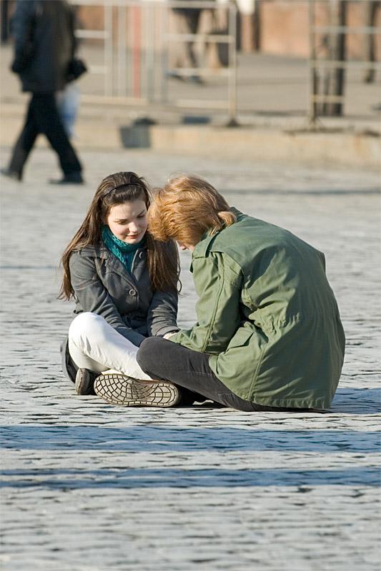 """фото """"Весна на Красной площади"""" метки: репортаж,"""