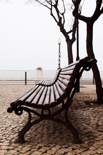 """фото """"In a foggy day..."""" метки: пейзаж,"""