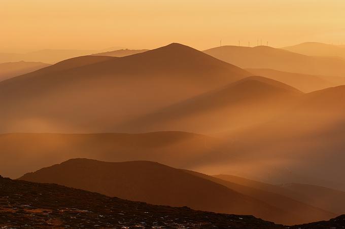 "фото ""Mountain Range of the Star"" метки: пейзаж, горы"
