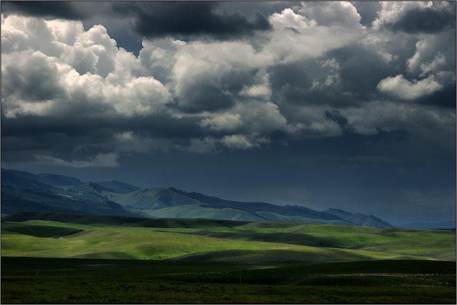 """фото """"****"""" метки: пейзаж, горы, облака"""