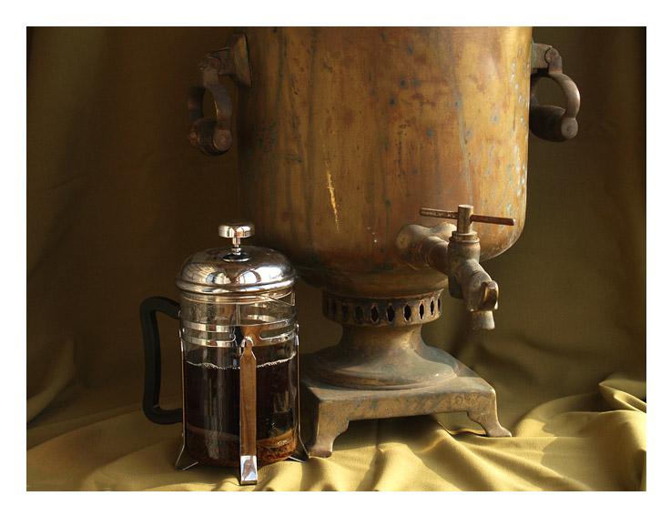 """фото """"История чаепития"""" метки: натюрморт, разное,"""