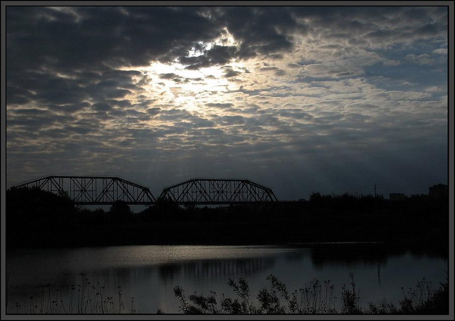 "фото ""#"" метки: пейзаж, закат"