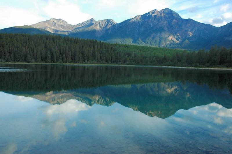 """фото """"Morning mirror"""" метки: пейзаж, вода"""