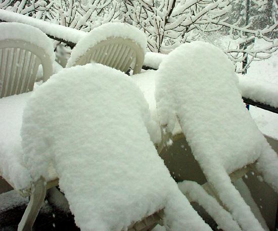 "photo ""Talking"" tags: landscape, winter"