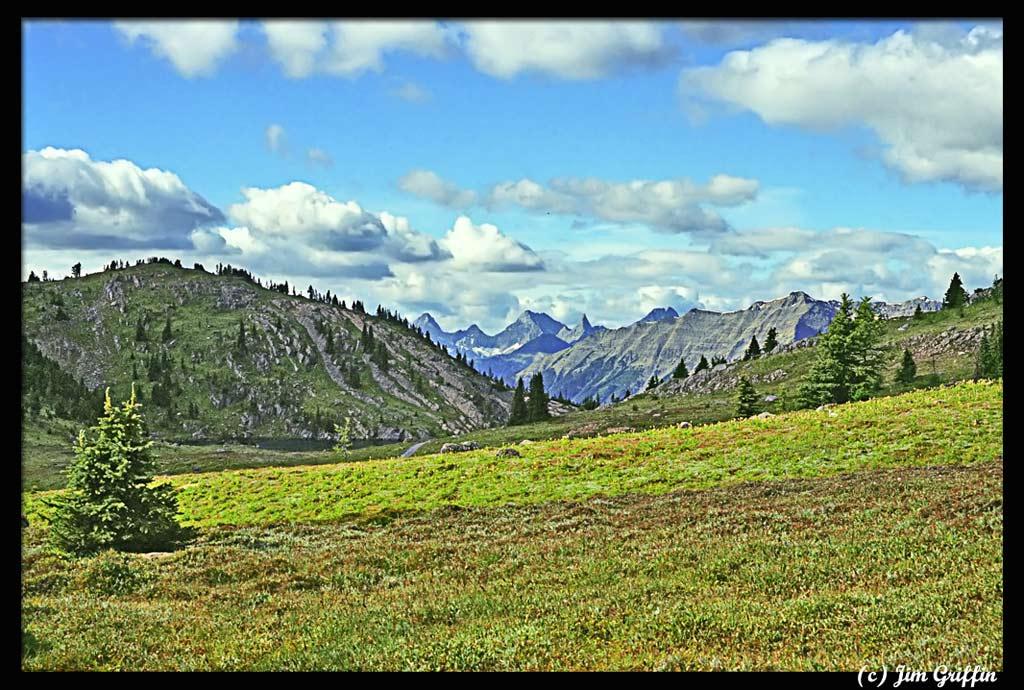 """фото """"Looking another direction"""" метки: пейзаж, путешествия, Северная Америка, горы"""
