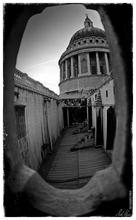 "фото ""На крыше Собора Святого Павла / Лондон"" метки: ,"