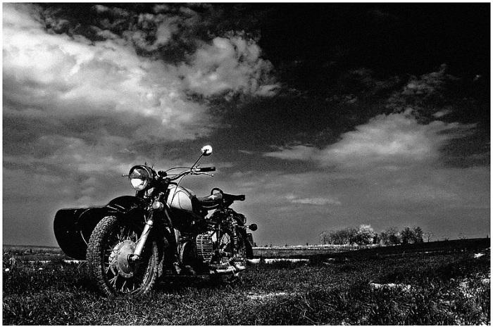 """фото """"old dniepr..."""" метки: черно-белые,"""