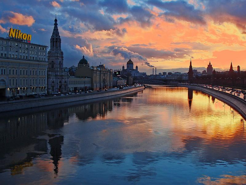 """фото """"Десять минут спустя"""" метки: архитектура, пейзаж, закат"""