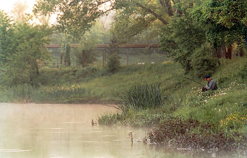 """photo """"It dawns…"""" tags: landscape, sunset"""
