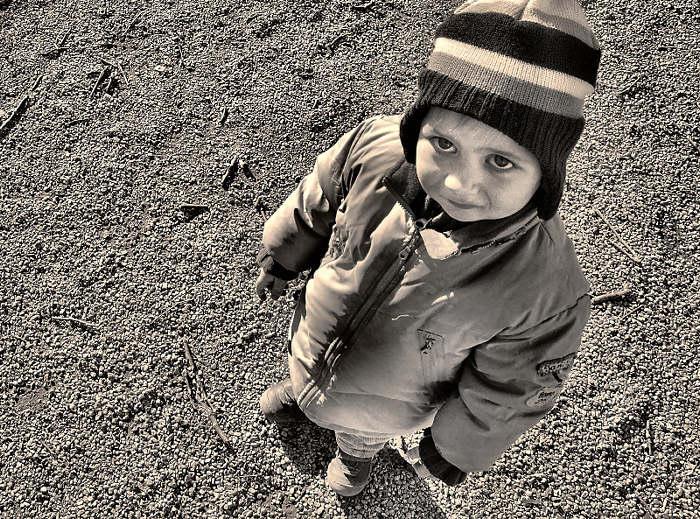 """фото """"Vito"""" метки: портрет, черно-белые, дети"""