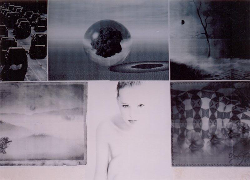 """photo """"Она"""" tags: black&white,"""
