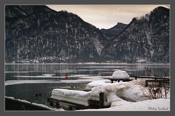 "фото ""За буйки не заплывать"" метки: пейзаж, путешествия, Европа, зима"