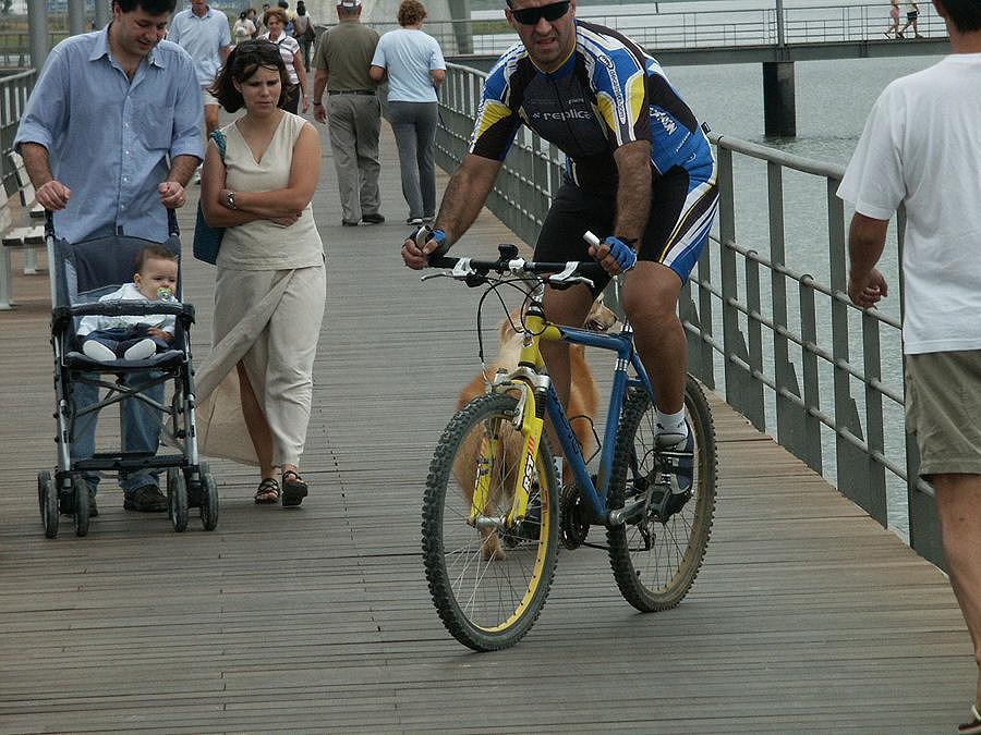 "photo ""The Portuguese love bikes 15/38"" tags: travel, Europe"