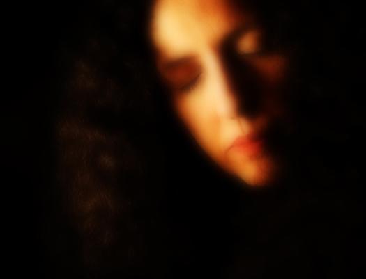 """photo """"Just Won't Burn"""" tags: portrait, woman"""