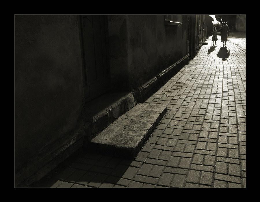 """фото """"Sunday"""" метки: абстракция, черно-белые,"""
