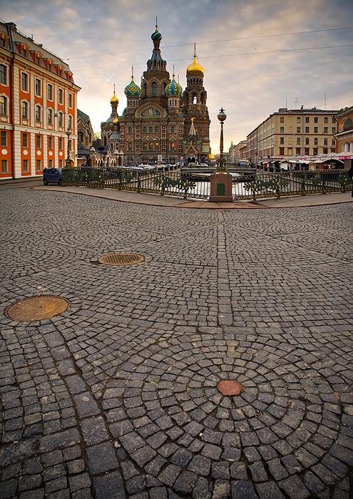 """фото """"Непарадные открытки про Петербург # 29"""" метки: архитектура, пейзаж,"""