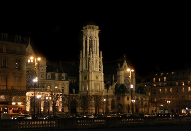 """фото """"пробегая по вечернему Парижу"""" метки: архитектура, путешествия, пейзаж, Европа"""