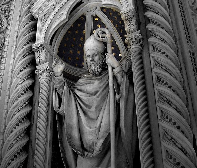 """фото """"San Zenobio"""" метки: черно-белые,"""
