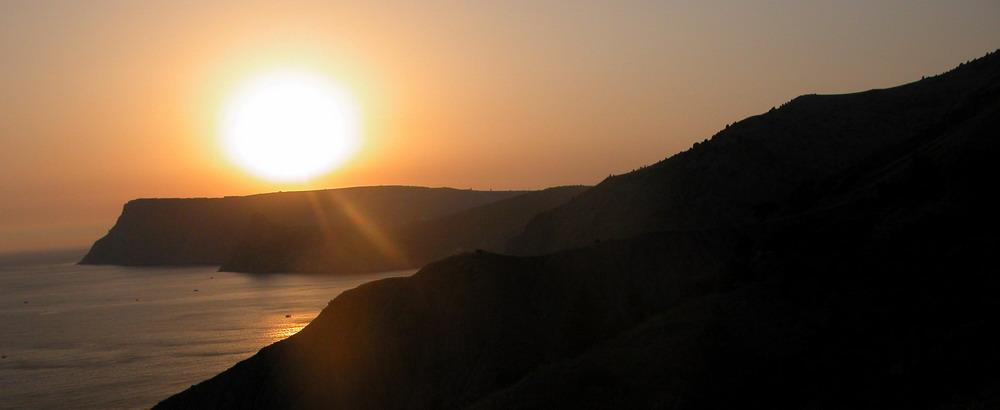 "photo ""***"" tags: landscape, sunset"