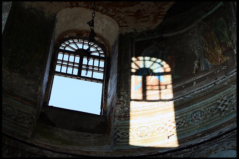 """фото """"Старые краски заброшенного храма"""" метки: репортаж,"""