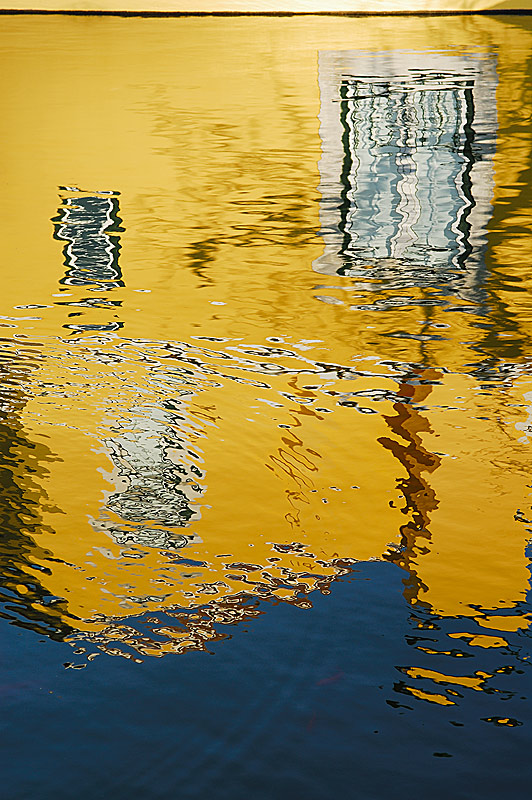 "photo ""Reflections"" tags: travel, landscape, Europe, water"