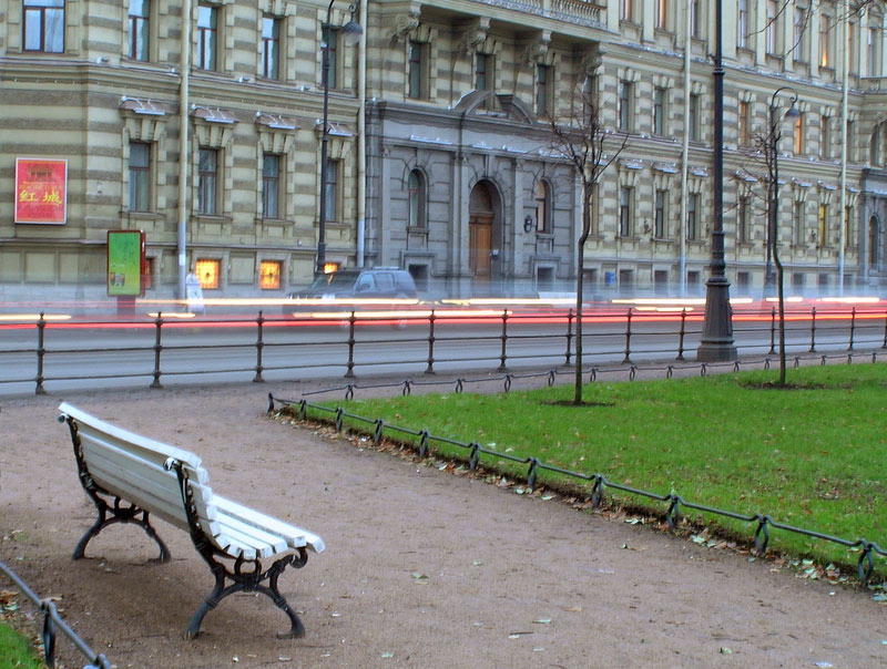 "photo ""St. Petersburg"" tags: architecture, landscape,"