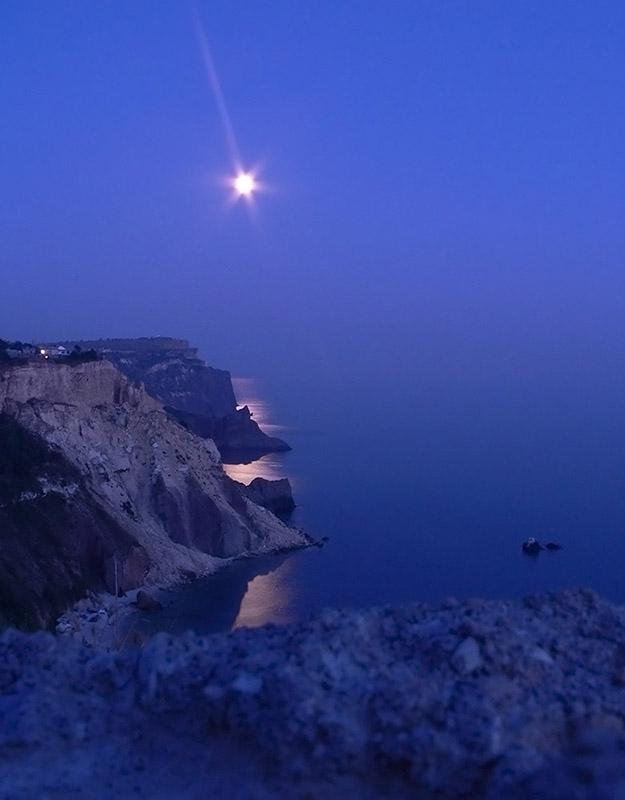 """фото """"Night"""" метки: пейзаж, ночь"""